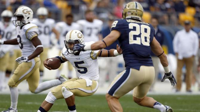No. 24 Duke's trip to Pitt headlines ACC's Week 10