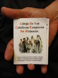 280360872d787410f30e6a7067000f6c - Mexico cartel issues booklets for proper conduct - Latin America | South America