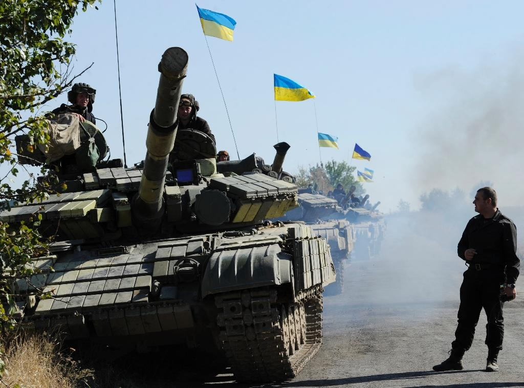 'Real truce' has begun in Ukraine, says Poroshenko