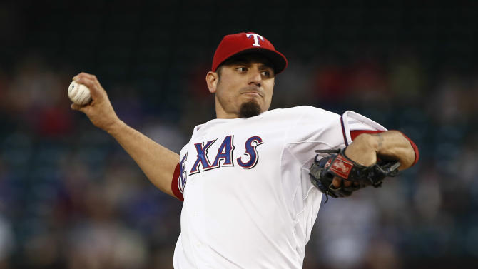 Brewers in talks with free agent RHP Matt Garza