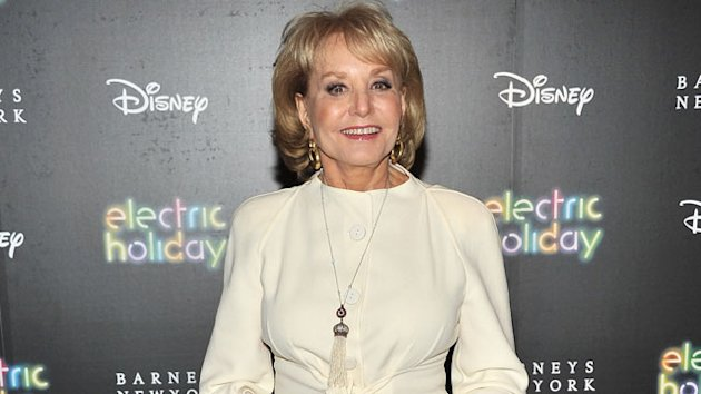 Barbara Walters Recovering After Fall