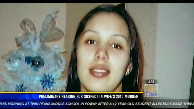 Preliminary hearing scheduled for man accused in wife's 2010 stabbing murder