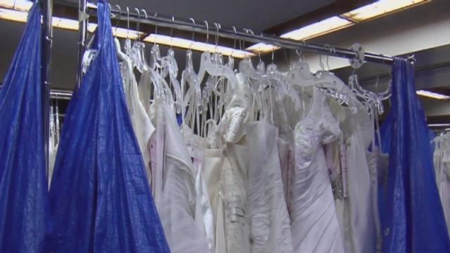 Brides Against Breast Cancer pulls into Bakersfield