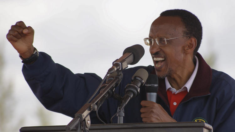 Movement grows for Rwanda president to rule longer