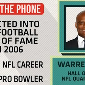 Warren Moon on the Doug Gottlieb Show