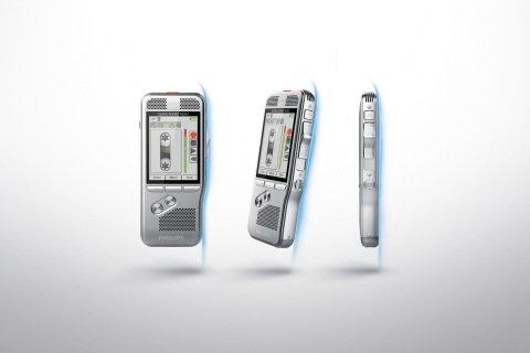 The All-New Philips Pocket Memo Dictation Recorder with Classic Mode: a Simple Switch from Analog to Digital