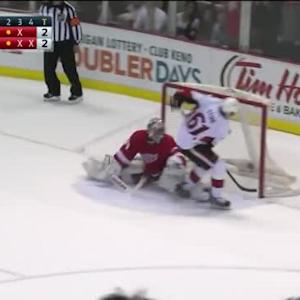 Mark Stone Goal on Petr Mrazek (00:00/SO)