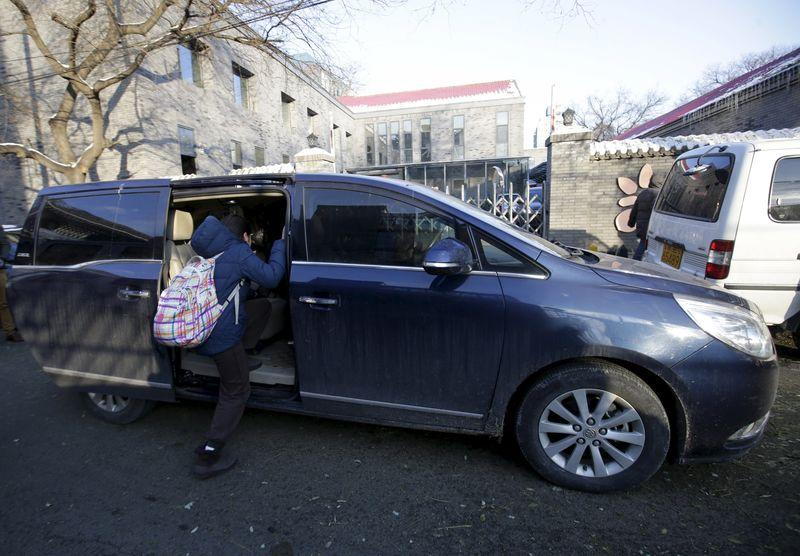 Baby boon: mini-vans the next big thing as China eases one-child policy