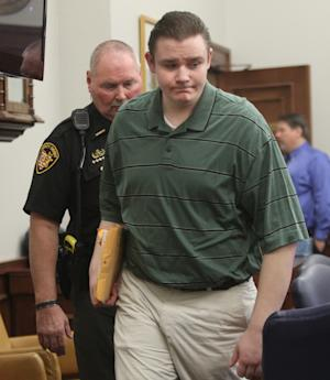 Jury done for day in Ohio teen's Craigslist trial