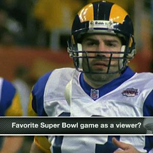 Favorite Super Bowl game as a viewer?