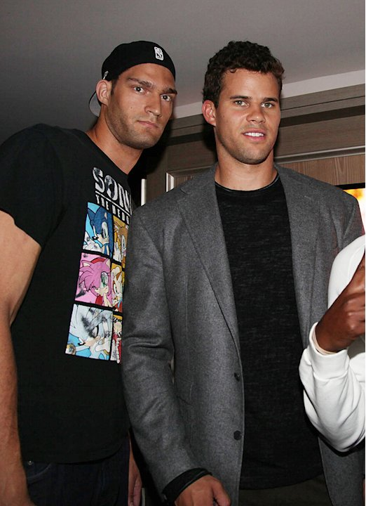 Brook Lopez, Kris Humphries