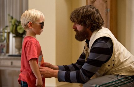 Original 'Hangover' baby back for finale