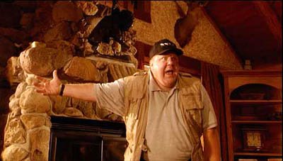 "George Wendt as General Edison ""Pete"" Gerberding in Magnolia Pictures' Teddy Bears' Picnic"