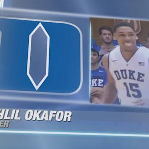 Jahlil Okafor's Career-High 30 Points on Injured Ankle
