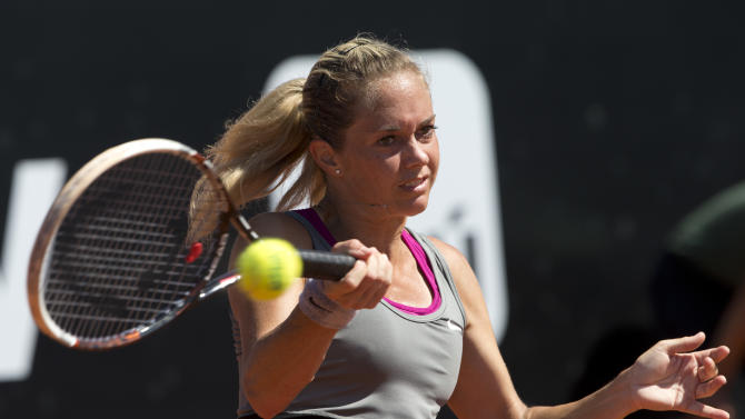 Zakopalova wins Brazil Cup for 3rd career title