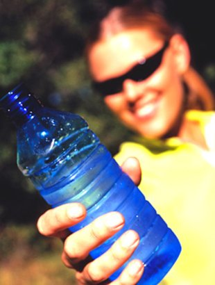 Want a better workout? Keep your hands cool.