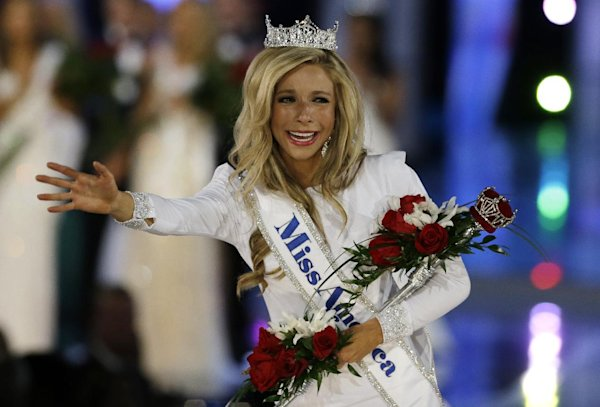 Miss New York chosen as Miss America 2015
