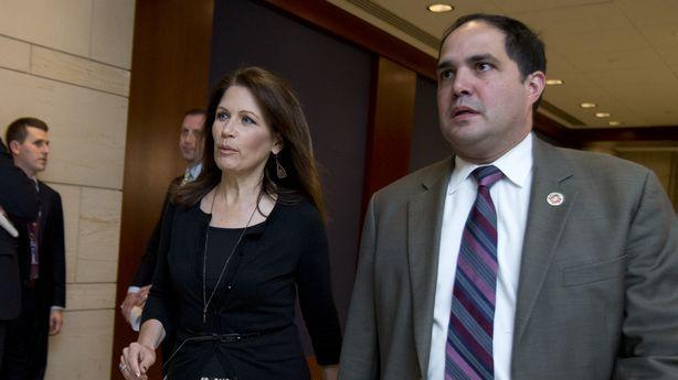 Bachmann Aide, Arrested in Hidden Camera Theft Probe, Has Lost His Job