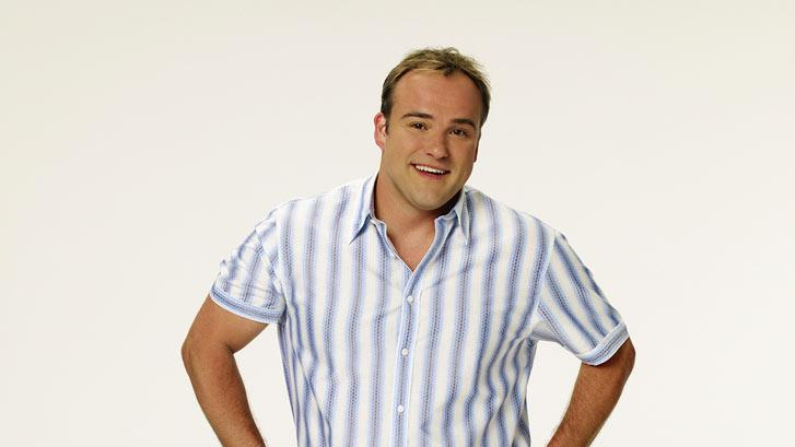 "David DeLuise stars as Jerry Russo on ""Wizards of Waverly Place."""