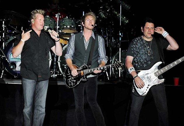 Rascal Flatts Stage Coach
