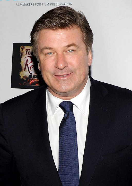 "Alec Baldwin attends a screening of ""The Red Shoes"" at the Directors Guild of America Theater on November 3, 2009 in New York City."