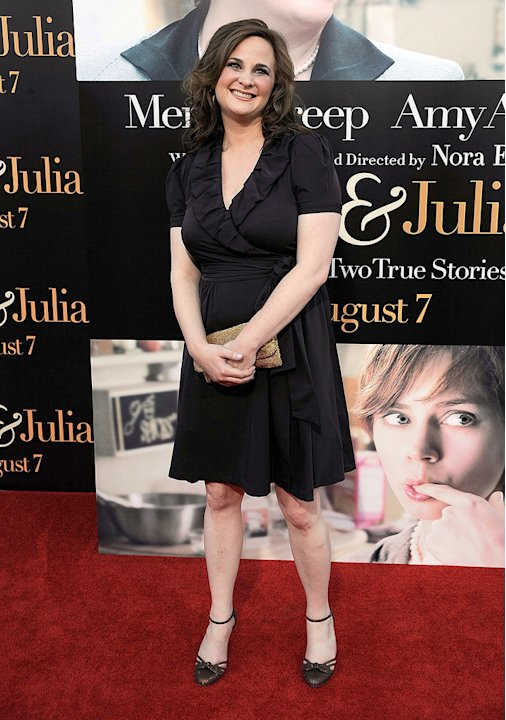 Julie and Julia LA Premiere 2009 Julie Powell