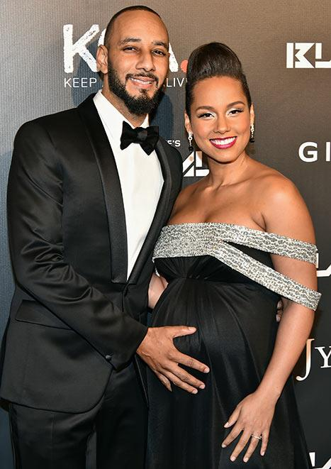Alicia Keys Gives Birth, Welcomes Second Baby Boy With Swizz Beatz: See His Unique Name!