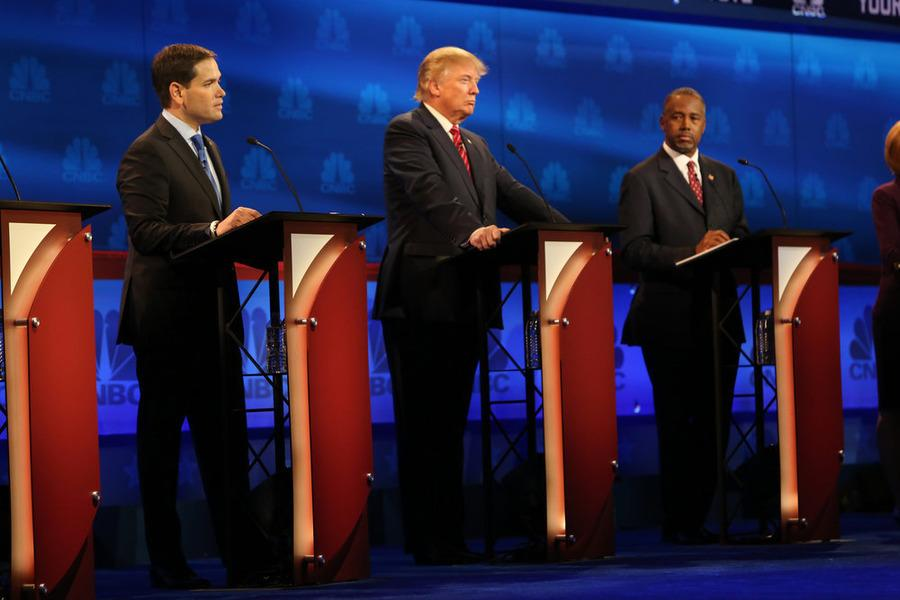 GOP New Hampshire Debate: Live Blog
