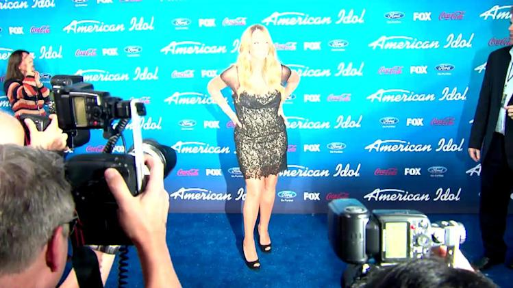 Mariah Carey Reportedly Wants to Quit American Idol