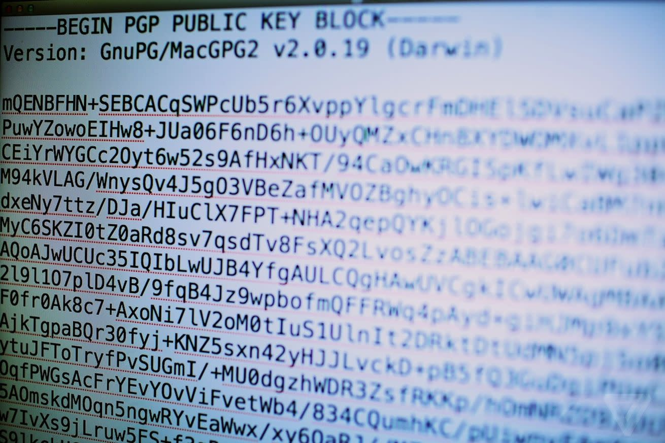 Backdoor laws can't contain global encryption, says new report