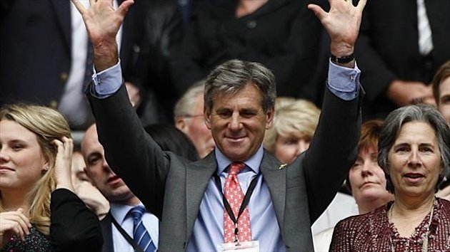 Millwall chairman John Berylson says the club is not for sale