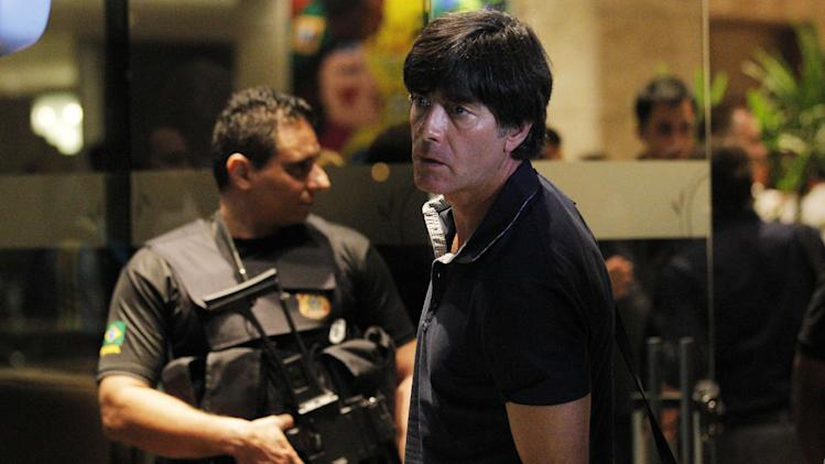 Loew needs a title to prove he is a winner