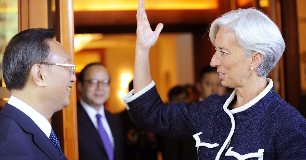 IMF Summit: Chinese Yuan Could be the Next Dollar