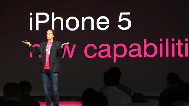 T-Mobile Adds iPhone, Announces Contract-Less Data Plan