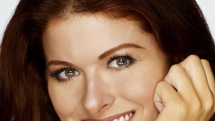 Debra Messing stars as Molly Kagan in The Starter Wife.