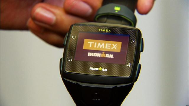 The Timex Ironman One GPS+ smartwatch lets you leave the phone behind