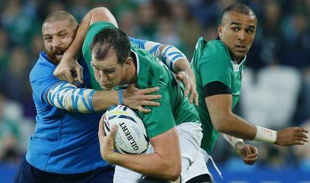 Ireland recall Toner and Healy, Payne misses out