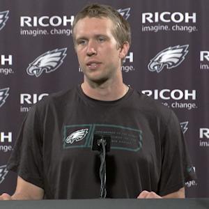 Philadelphia Eagles postgame press conference