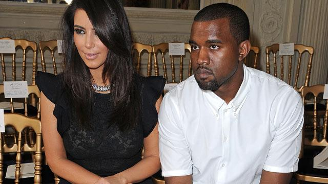 Kim Kardashian, Kanye West Expecting First Child