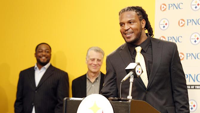 NFL: Pittsburgh Steelers-Press Conference