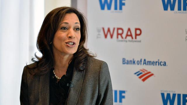 Obama Calls Californian Kamala Harris 'Best Looking' Attorney General