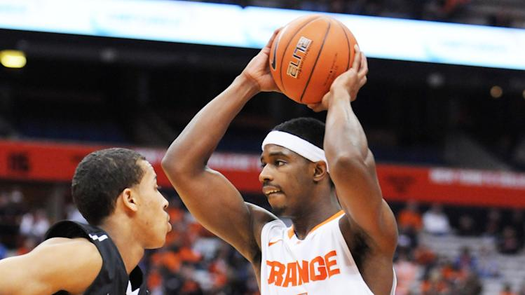 NCAA Basketball: Providence at Syracuse