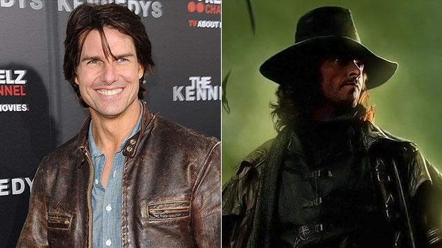 Tom Cruise Taking Stab at Van Helsing