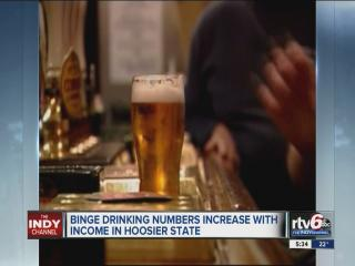 2.3M Hoosiers are binge drinkers, Ball State University study finds