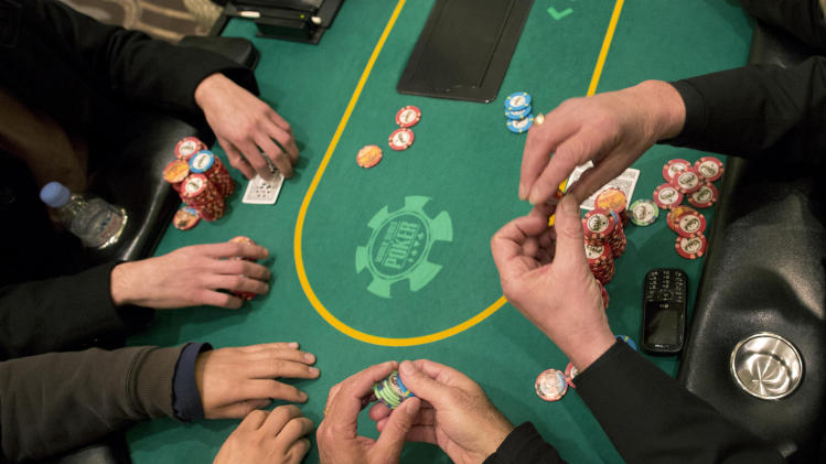 Q&A: Deadbeat gamblers as economic indicator
