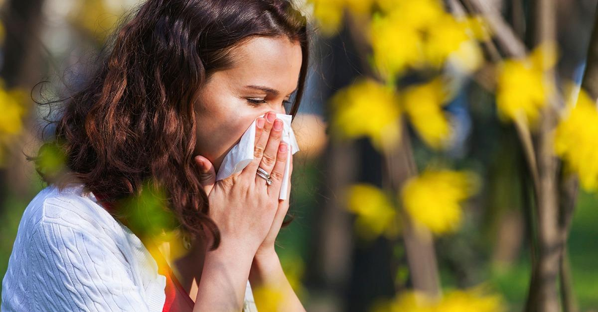 Allergy Symptoms & Treatments