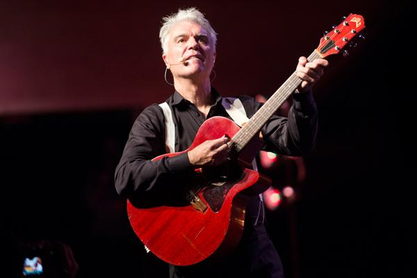 David Byrne Criticizes Streaming Music Services