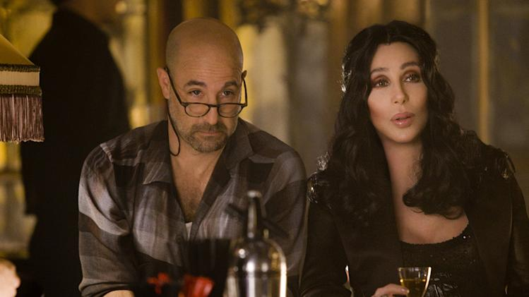 Burlesque Screen Gems 2010 Stanley Tucci Cher