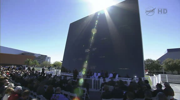 NASA Honors Fallen Astronauts in Solemn Ceremony