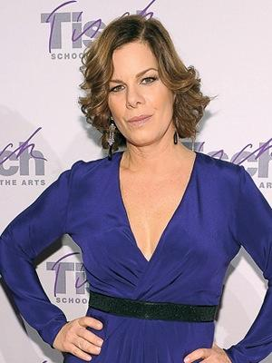 Marcia Gay Harden: James Gandolfini Helped Me Through My Divorce